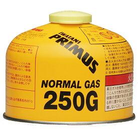 ★エントリーでポイント最大12倍!primus(プリムス) ノーマルガス(小) IP-250G燃料 アウトドア アウトドア ガス レギュラー アウトドアギア