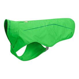 RUFFWEAR(ラフウェア) RW.サンシャワーレインジャケット/MDGN/XL 1874018アウトドアギア レインウェア 犬 犬用品 お出かけ お散歩グッズ グリーン おうちキャンプ