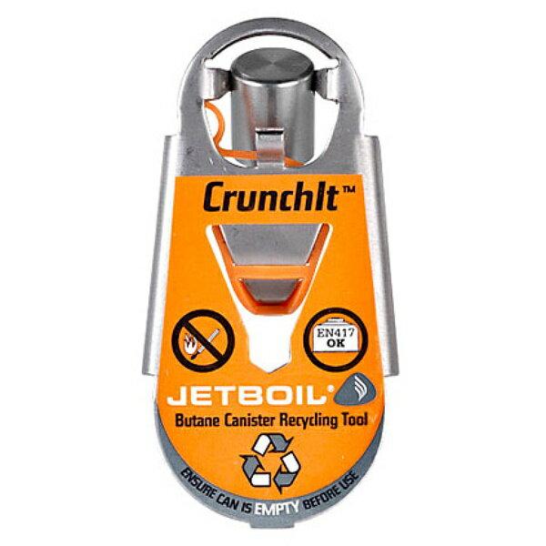 ★エントリーでポイント5倍JETBOIL(ジェットボイル) JB.クランチット 1824371キャンプ用バーナー クッキング用品 バーべキュー アクセサリー ガス抜き アウトドアギア
