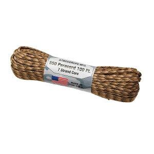 Atwoodrope(アトウッドロープ) パラコード/バイパー 44032アウトドアギア ロープ、自在金具 ハンマー・ペグ・ロープ等 タープ テントアクセサリー おうちキャンプ ベランピング