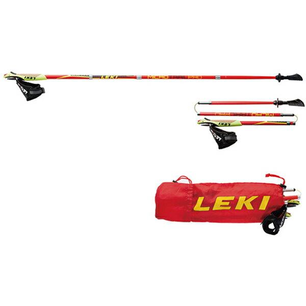 LEKI(レキ) マイクロマジック/220/115 1300310I型グリップ スティック トレッキング ノルディックウォーキングポール アウトドアギア