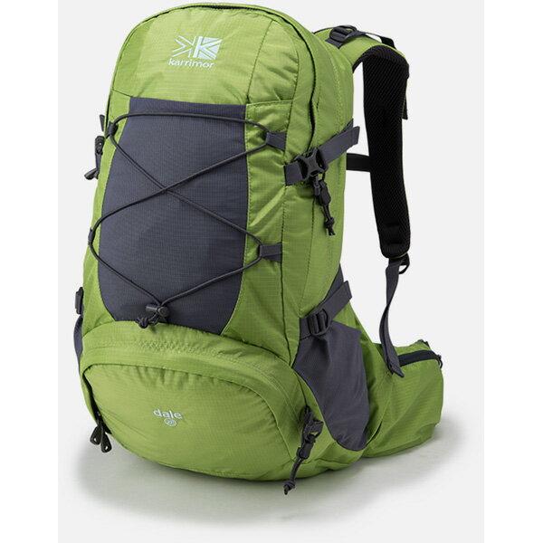 karrimor(カリマー) デール 28 タイプ1/A.グリーン 58203グリーン リュック バックパック バッグ トレッキングパック トレッキング20 アウトドアギア