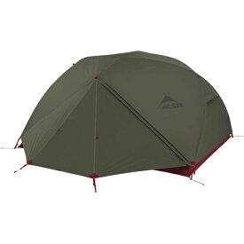 MSR(エムエスアール) エリクサー3/グリーン 37033アウトドアギア 登山3 登山用テント タープ 三人用(3人用) グリーン