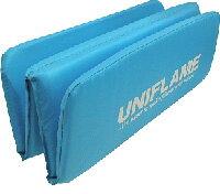 ★エントリーでポイント5倍!UNIFLAME(ユニフレーム) ざぶとん ブルー 691335ブルー 角型 クッションカバー 座布団 ざぶとん ざぶとん アウトドアギア