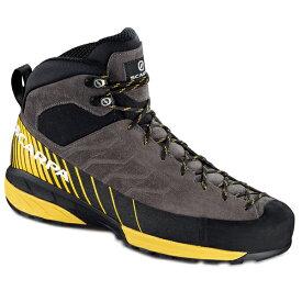 SCARPA(スカルパ) メスカリートミッド GTX/チタニウム/シトラス/43 SC21010アウトドアギア アウトドアスポーツシューズ メンズ靴 ウォーキングシューズ 男性用 おうちキャンプ