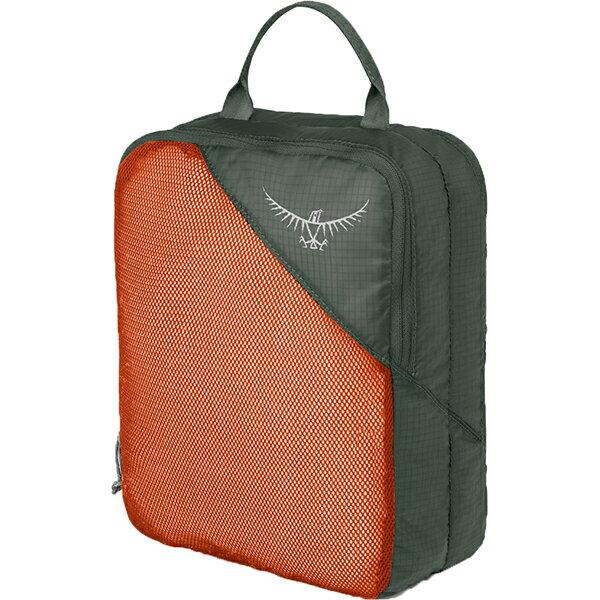 OSPREY(オスプレー) ULダブルサイデッドパッキングキューブ M/ポピーオレンジ/ワンサイズ OS58814ブルー 衣類収納ボックス 収納用品 生活雑貨 ポーチ、小物バッグ ポーチ、小物バッグ アウトドアギア