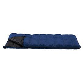 ISUKA(イスカ) レクタ 350/ネイビーブルー 139321シュラフ 寝袋 アウトドア用寝具 封筒型 封筒サマー アウトドアギア