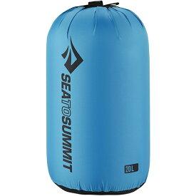 SEA TO SUMMIT(シートゥーサミット) ナイロンスタッフサック/ブルー/XL ST83336001アウトドアギア スタッフバッグ アウトドア アクセサリーポーチ ブルー おうちキャンプ ベランピング
