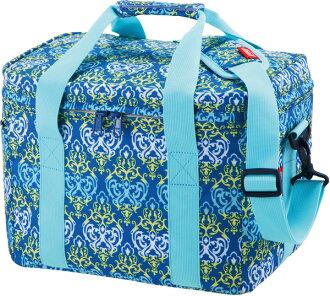 Point 10 x Coleman (Coleman) cooler bag / 15 L (foliage/black) 2000022226