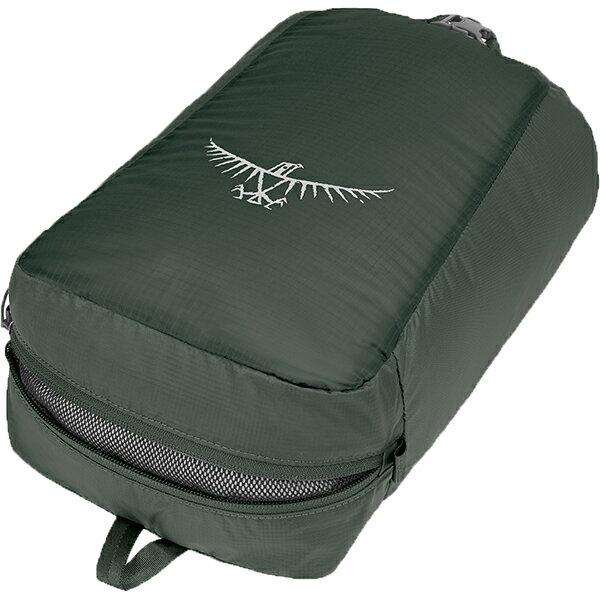 OSPREY(オスプレー) ULシューキューブ OS58817グレー 衣類収納ボックス 収納用品 生活雑貨 ポーチ、小物バッグ ポーチ、小物バッグ アウトドアギア