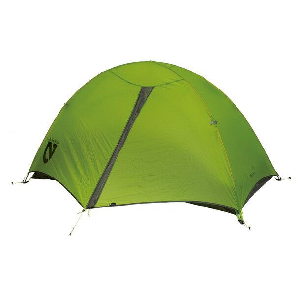 NEMO(ニーモ・イクイップメント) タニ LS 1P NM-TNLS-1Pグリーン 一人用(1人用) テント タープ 登山用テント 登山1 アウトドアギア
