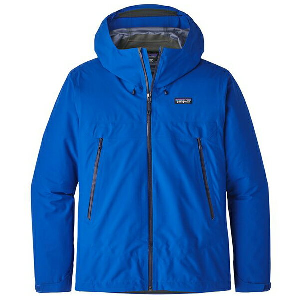 patagonia(パタゴニア) Ms Cloud Ridge Jkt/VIK/M 83675ブルー レインジャケット レインウェア ウェア レインウェア(ジャケット) レインウェア男性用(男女兼用) アウトドアウェア