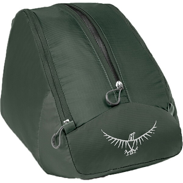 OSPREY(オスプレー) ULブーツキューブ/シャドーグレー/ワンサイズ OS58818グレー 衣類収納ボックス 収納用品 生活雑貨 ポーチ、小物バッグ ポーチ、小物バッグ アウトドアギア