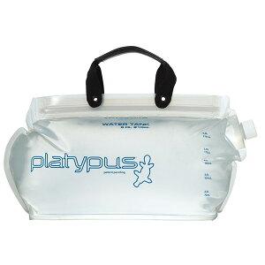 platypus(プラティパス) プラティウォータータンク/4L 25051アウトドアギア ソフトパック 水筒 マグボトル おうちキャンプ ベランピング