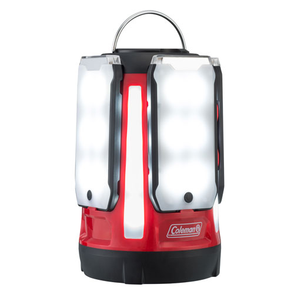 Coleman(コールマン) クアッドマルチパネルランタン 2000031270ランタン ランタン ライト ランタン電池 アウトドアギア