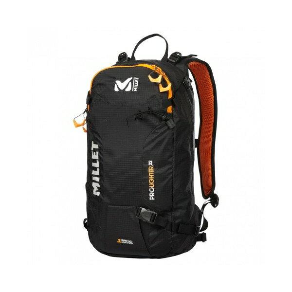 MILLET(ミレー) プロライター 22 BLACK-NOIR MIS1847 MIS1847リュック バックパック バッグ トレッキングパック トレッキング30 アウトドアギア