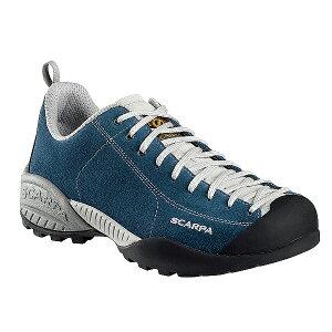 SCARPA(スカルパ) モジト/オーシャン/#39 SC21050アウトドアギア スニーカー・ランニング アウトドアスポーツシューズ トレッキング 靴 ブーツ ブルー おうちキャンプ ベランピング