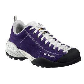 SCARPA(スカルパ) モジト/バイオレット/#40 SC21050パープル ブーツ 靴 トレッキング アウトドアスポーツシューズ トレイルランシューズ アウトドアギア