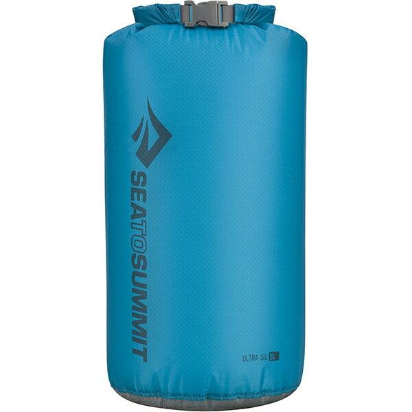 SEA TO SUMMIT(シートゥーサミット) ウルトラシル ドライサック/ブルー/8L ST83014ブルー ウルトラシル ドライサック バッグ アウトドア アウトドア 防水バッグ・マップケース ドライバッグ アウトドアギア