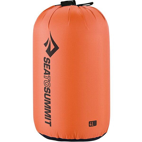 SEA TO SUMMIT(シートゥーサミット) ナイロンスタッフサック/オレンジ/XS ST83332オレンジ アクセサリーポーチ バッグ アウトドア スタッフバッグ スタッフバッグ アウトドアギア