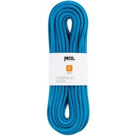 PETZL(ペツル) コンガ 8mm/blue/30 R42AB030ブルー 荷台 自転車用アクセサリー サイクリング ロープ アクセサリーコード アウトドアギア