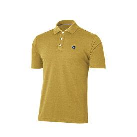 finetrack(ファイントラック) ラミースピンドライポロ 男性/CL/S FMM0242男性用 ベージュ メンズウェア ウェア アウトドア 半袖シャツ 半袖シャツ男性用 アウトドアウェア