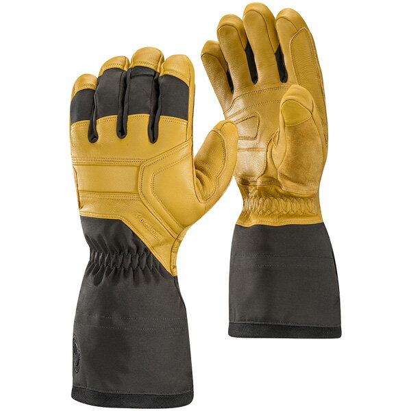 Black Diamond(ブラックダイヤモンド) ガイド/ナチュラル/S BD75054男女兼用 イエロー ウインタータイプ(冬用) 手袋 メンズウェア ウェア ウェアアクセサリー 冬用グローブ アウトドアウェア