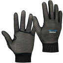 finetrack(ファイントラック) パワーメッシュインナーグローブ Unisex BK FAU0201男女兼用 ブラック 手袋 メンズウェア ウェア ウェア...