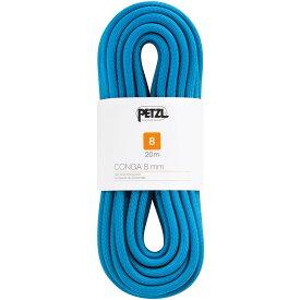 PETZL(ペツル) コンガ 8mm/blue/20 R42AB020ブルー 荷台 自転車用アクセサリー サイクリング ロープ アクセサリーコード アウトドアギア