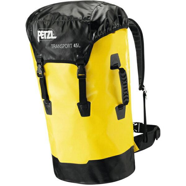 PETZL(ペツル) トランスポート/45 S42Y045バッグ アウトドア アウトドア チョークバッグ・ロープバッグ チョークバッグ・ロープバッグ アウトドアギア