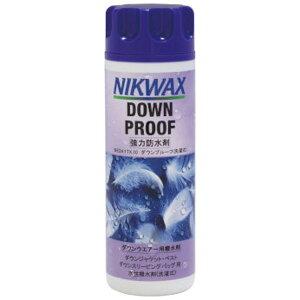 NIKWAX(ニクワックス) ダウンプルーフ EBE241アウトドアギア 撥水剤 スポーツ アウトドア おうちキャンプ ベランピング
