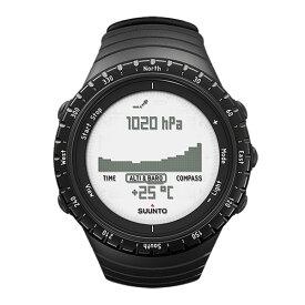 SUUNTO(スント) [正規品・2年保証]CORE REGULAR BLACK(コア レギュラーブラック) SS014809000アウトドアギア 高機能ウォッチ メンズ腕時計 おうちキャンプ