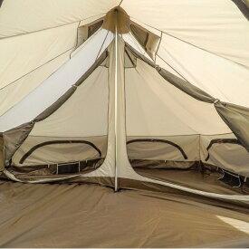 ogawa campal(小川キャンパル) グロッケ8用ハーフインナー 3574アウトドアギア インナーテント タープ おうちキャンプ ベランピング