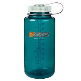 ★エントリーでポイント10倍!NALGENE(ナルゲン) 広口1.0Lトラウトグリーン 91185アウトドアギア 樹脂製ボトル 水筒 マグボトル グリーン