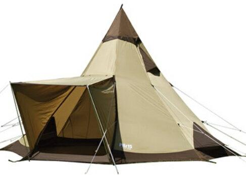 ★エントリーでポイント5倍!ogawa campal(小川キャンパル) ピルツ15-2/8人用 2794テント タープ キャンプ用テント キャンプ大型 アウトドアギア