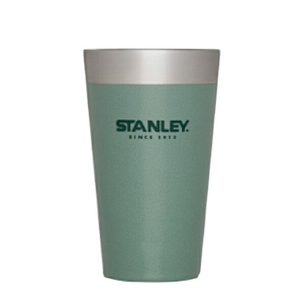STANLEY(スタンレー) スタッキング真空パイント0.47L/グリーン 02282-005グリーン タンブラー タンブラー グラス マグカップ・タンブラー アウトドアギア