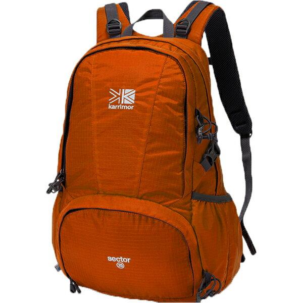 karrimor(カリマー) セクター 25/テラ 550オレンジ リュック バックパック バッグ トレッキングパック トレッキング20 アウトドアギア
