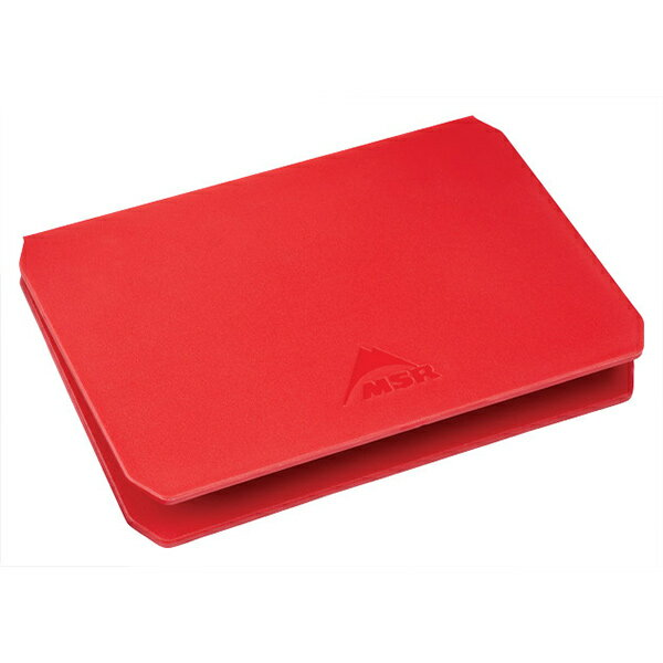 MSR(エムエスアール) ALPINE DX カッティングボード 39340レッド クッキング用品 バーべキュー アウトドア まな板・包丁 まな板・包丁 アウトドアギア