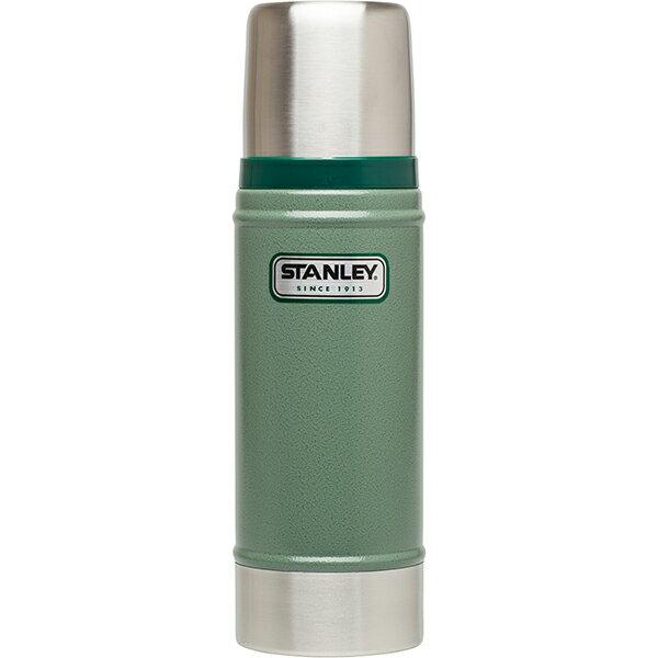 ★エントリーでポイント5倍STANLEY(スタンレー) クラシック真空ボトル 0.47L/グリーン 01228-032マグボトル 水筒 水筒 保温・保冷ボトル アウトドアギア