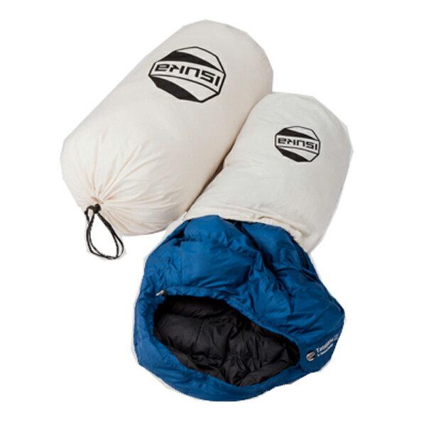 ISUKA(イスカ) コットンストリージバッグ S/生成り 365400アウトドア用寝具 アウトドア アウトドア 収納バッグ 収納バッグ アウトドアギア