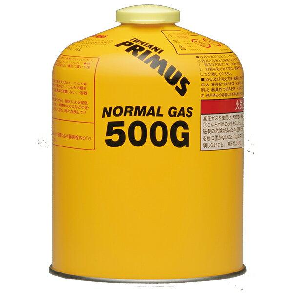 ★エントリーでポイント10倍!primus(プリムス) ノーマルガス(大) IP-500G燃料 アウトドア アウトドア ガス レギュラー アウトドアギア