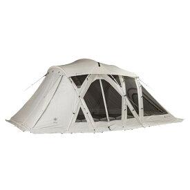 snow peak(スノーピーク) リビングシェルロング Pro. アイボリー TP-660IVテント タープ キャンプ用テント キャンプ6 アウトドアギア