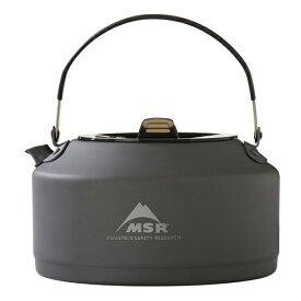 MSR(エムエスアール) ピカ 1Lティーポット 39002アウトドアギア ポット、ケトル アウトドア バーべキュー クッキング クッキング用品 おうちキャンプ ベランピング