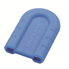 UNIFLAME(ユニフレーム) ちびパン シリコンハンドル ブルー 666432ブルー クッキング用品 バーべキュー アウトドア バーベキューツール バーベキューツール アウトドアギア