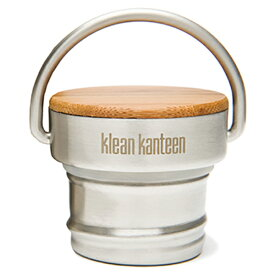 klean kanteen(クリーンカンティーン) KK ステンレス バンブーキャップ クラシック用 19322038マグボトル 水筒 水筒 水筒・ボトル用アクセサリーパーツ 水筒・ボトル用アクセサリーパーツ アウトドアギア