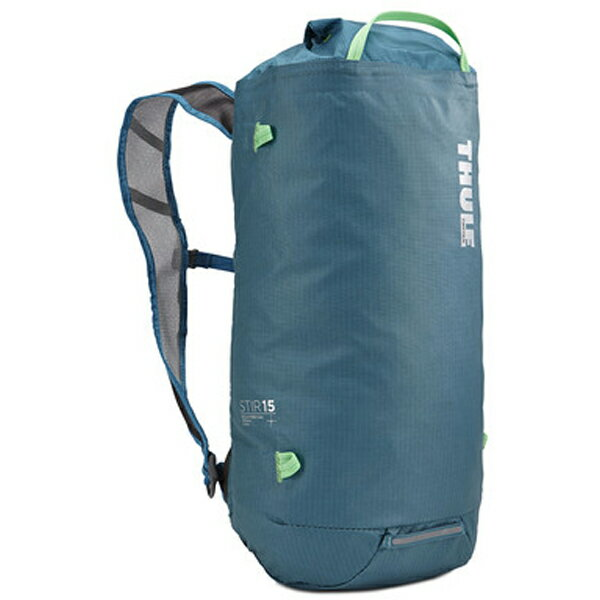 THULE(スーリー) Thule Stir 15L Hiking Pack Fjord/ブルー 211602男女兼用 ブルー リュック バックパック バッグ デイパック デイパック アウトドアギア