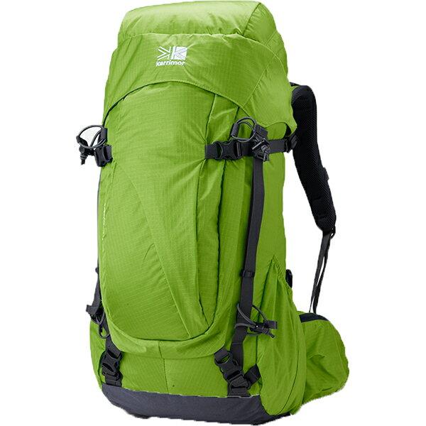 karrimor(カリマー) イントレピッド 40 タイプ2/A.グリーン 566グリーン リュック バックパック バッグ トレッキングパック トレッキング40 アウトドアギア