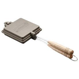 Coleman(コールマン) ホットサンドイッチクッカー 170-9435アウトドアギア フライパンアルミ フライパン バーべキュー クッキング クッキング用品 クッカー