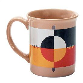 PENDLETON(ペンドルトン) コーヒーマグ XC871 サークルオブライフ 19373004アウトドアギア マグカップ・タンブラー アウトドア キャンプ用食器 カップ ベージュ おうちキャンプ ベランピング