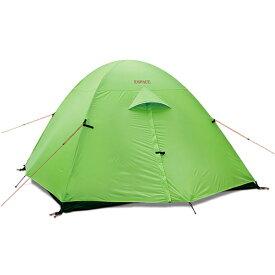 ESPACE(エスパース) スーパーライト 6-7人用(レインフライ付) SPLightグリーン 六人用(6人用) テント タープ 登山用テント 登山6 アウトドアギア